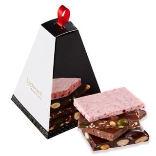 レダラッハ,フレッシュ チョコレート 4P,laderach,