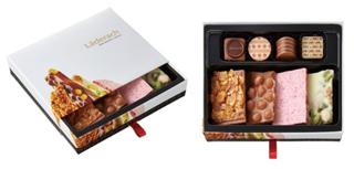 レダラッハ,フレッシュ チョコレート & ボンボン アソート,laderach,