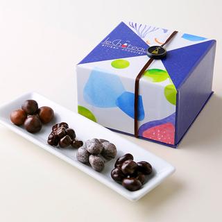 ルシャトー,コーヒー&フルーツ 4種ミックス,100g,