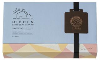 レスポワール,HIDDEN CHOCOLATE STAND,ゴーフレール15BのBOX,ヒドゥン チョコレートスタンド,バレンタイン,2020,