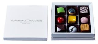ナカムラチョコレート,セレブレーションBOX,