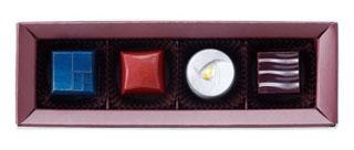 ナカムラチョコレート,オーストラリアセレクション,4個入り,バレンタイン,2020,