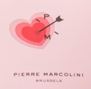 ピエールマルコリーニ,2020年バレンタイン,ロゴ,PIERRE MARCOLINI,