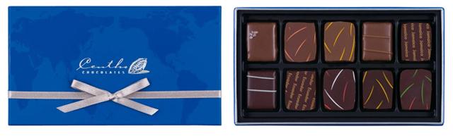 セントー,バレンタイン,2021,セントー ワールドセレクション 10,チョコレート,Centho Chocolates,Valentine,chocolate,