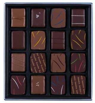 セントー,セントー セレクション 16の中身,16個入,バレンタイン,2021,チョコレート,Centho Chocolates,Valentine,chocolate,
