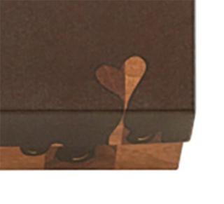 クラブハリエ,バレンタイン,ショコラバームの箱
