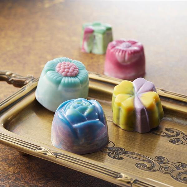 ジャニス・ウォン,フラワーボックス,バレンタイン,2021,チョコレート,Janis WongValentine,chocolate,