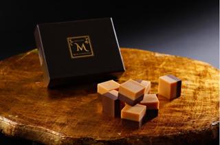 マジ ドゥ ショコラ,NO.4 ブロンド,ブロンドチョコレートを使った生チョコ,MAGIE DU CHOOLAT,