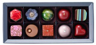 ナカムラチョコレート,ナカムラセレクション,10個入, バレンタイン,2021,チョコレート,Nakamura Chocolate,Valentine,chocolate,