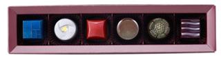 ナカムラチョコレート,オーストラリアンセレクション(AUSS6),6個入, バレンタイン,2021,チョコレート,Nakamura Chocolate,Valentine,chocolate,