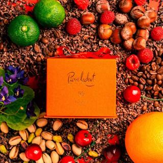 ピエール・ルドン,プチシャトー,8粒入,バレンタイン,2021,チョコレート,Pierre Ledent,Valentine,chocolate,