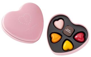ピエールマルコリーニ,バレンタイン セレクション 5個入,税込2,160円,本体価格2,000円,バレンタイン,2021,チョコレート,PIERRE MARCOLIN,Valentine,chocolate,