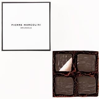 ピエール マルコリーニ,ギモーブ ショコラ 4個入,ホワイトデ―,2019