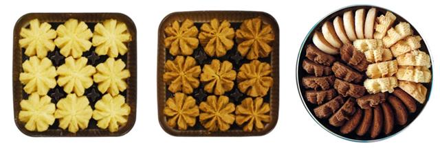 ジェニ―ベーカリー,クッキー詰合せ4種,バターフラワー、コーヒーフラワー、ショートブレッド、レーズン・オーツ,ホワイトデー,2021,Jenny Bakery,Whiteday,