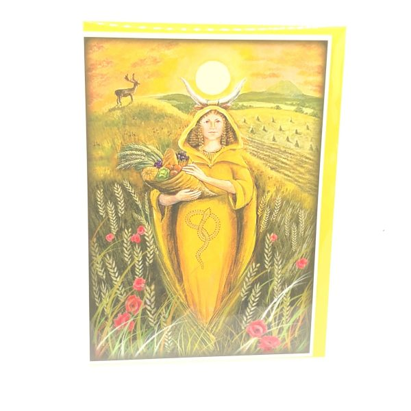 Carte Mother Goddess