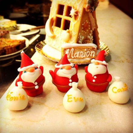 À chaque Papa-Noel son sac !
