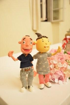 nos poupées de Rica