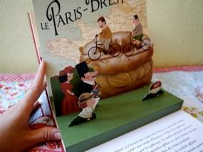 Paris-Brest パリブレスト なんど見てもあきない面白さ、かわいさ!