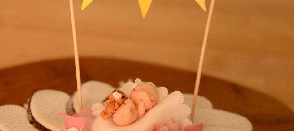 le gâteau bébé