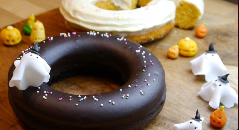 """""""Big Donuts"""" pour Halloween !!"""