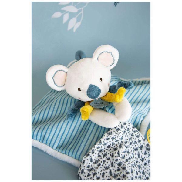 doudou plat yoca le koala doudou et compagnie