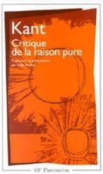 Critique De La Raison Pure Pdf : critique, raison, Critique, Raison, Résumé