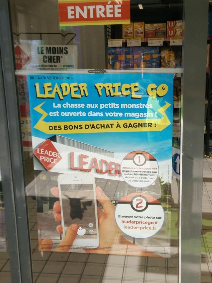 WWW.LEADERPRICE.FR Mot de passe perdu