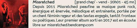 Concert Missratched