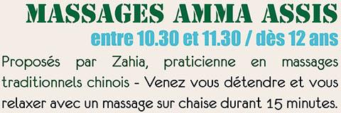 Massages Amma Assis