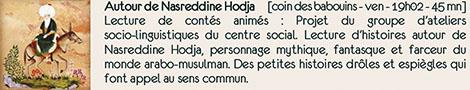 Nasreddine Hodja