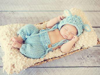 comment couvrir bébé la nuit