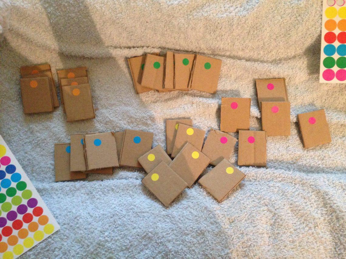 creer un jeu de domino