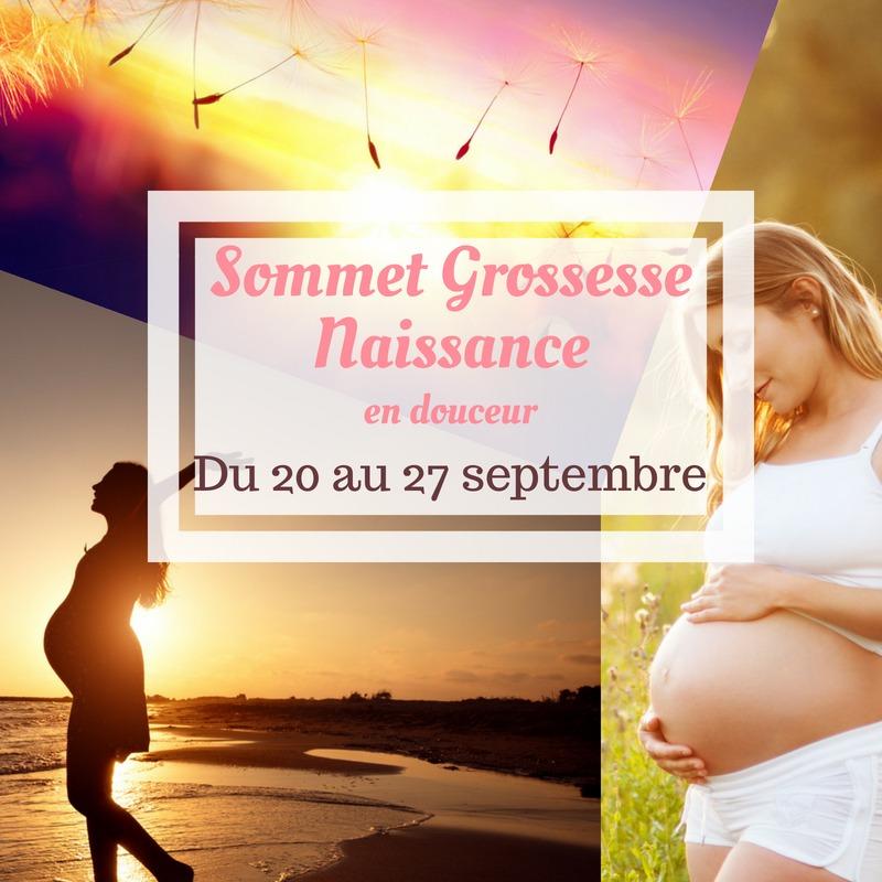 grossesse et naissance en douceur
