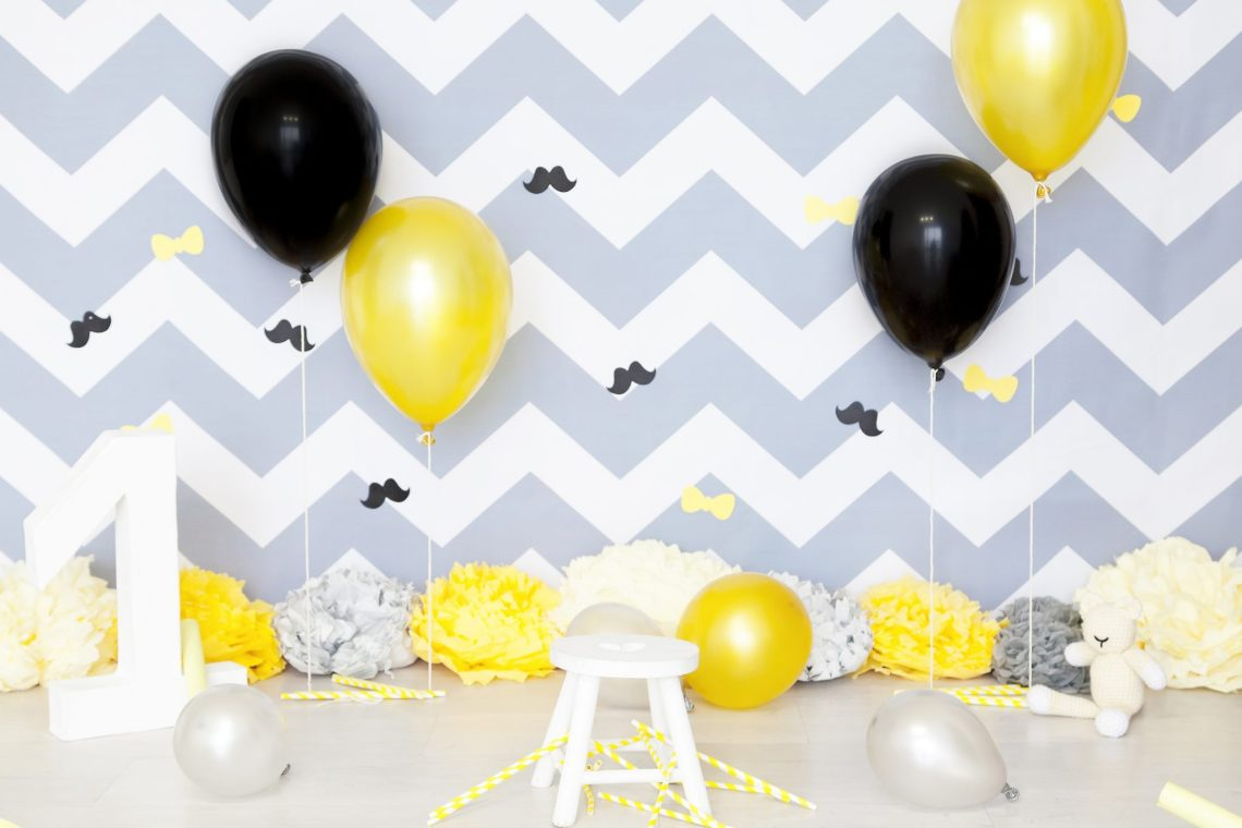 baby shower deco