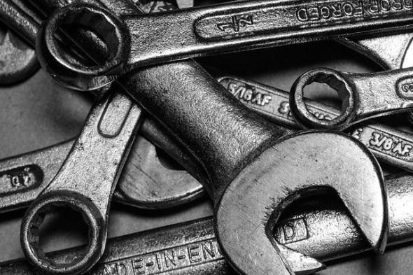 clés mécanicien