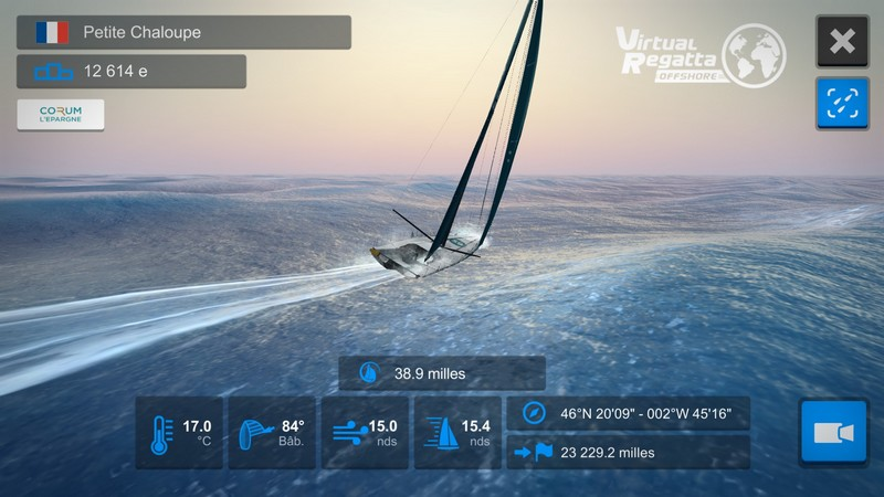 virtual regatta vendée globe