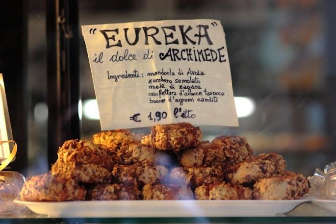 eureka archimède