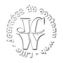 logo JCW - année sabbatique pour lesjournées du contenu web 2015