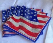 """""""USA"""" jusqu'au bout des serviettes"""