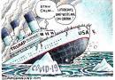 COVID-19: Le naufrage de la «diplomatie» et de l'avance technologique US!