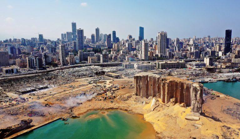 Qui profite de l'explosion de Beyrouth?