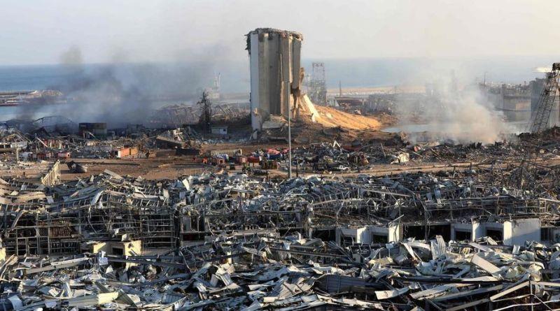 Explosion du port de Beyrouth : Bachir Gémayel l'a pillé, le nitrate l'a achevé