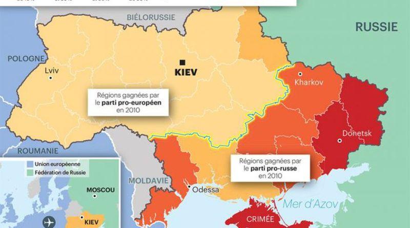 La guerre par procuration de la bourgeoisie ukrainienne contre la bourgeoisie russe