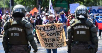 Chili: le pillage des fonds de pension ouvriers a commencé…quel sera le prochain État totalitaire?