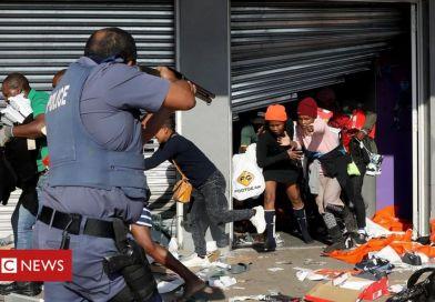 Les émeutes covidales
