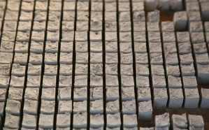 Petites briques kaolin - Les adobes