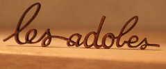 Logo - Les adobes