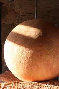 Boule en terre - Les adobes