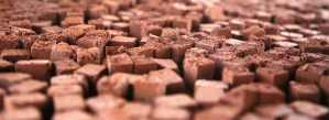 Briques adobe rouge - Les adobes