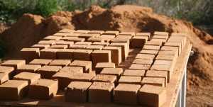 Brique adobe - Les adobes